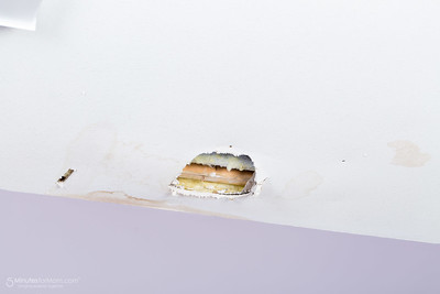 water damage ceiling-6500