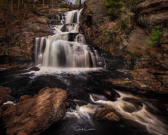 Devil's Hopyard State Park - Chapman Falls