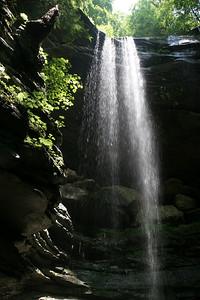 Anglin Falls 75 Feet