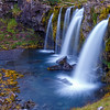 KirkjufellFoss Falls