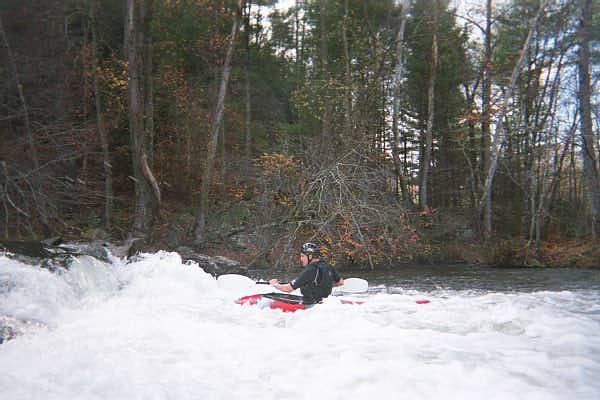 Steve Surfing