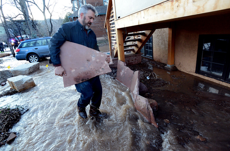 FLOOD ON NORWOOD AVE