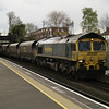 66508 heads the 4G61 Ratcliffe Power Station - Daw Mill
