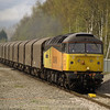 47739 finds the sunshine with 6E07 Washwood Heath - Boston Docks steel