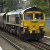 Shanks liveried 66522 heads what I believe to be the 6M66 Immingham - Rugeley PS