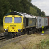 66593 heads east on 4L93 Lawley Street - Felixstowe