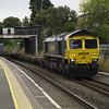 66956 heads through on 4M86 Felixstowe - Lawley Street