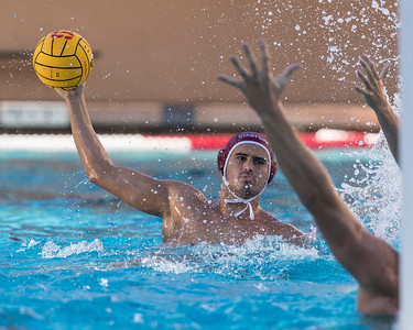 Men's Water Polo: UC Santa Barbara at Stanford