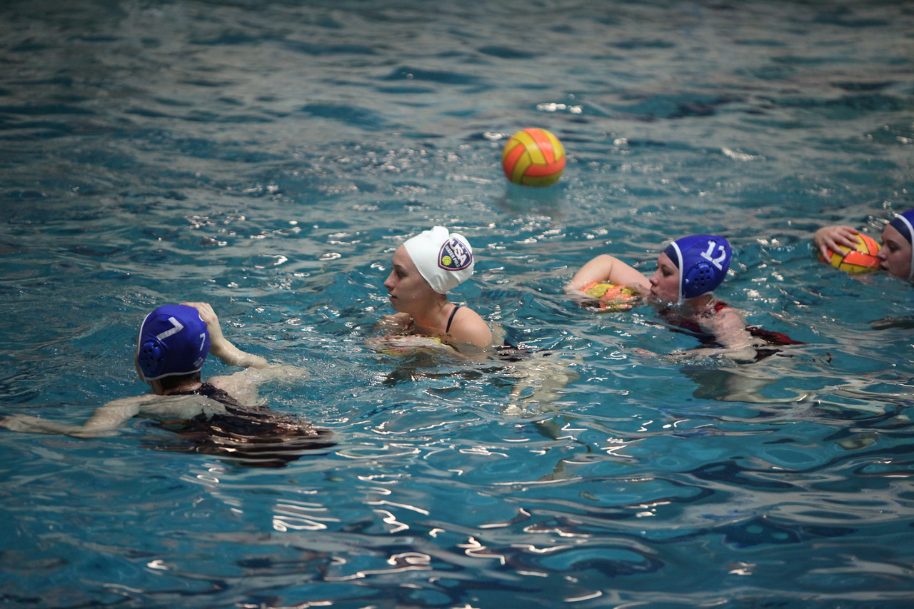 2015 Girls Water Polo - AMHS vs Tahoma - March 28