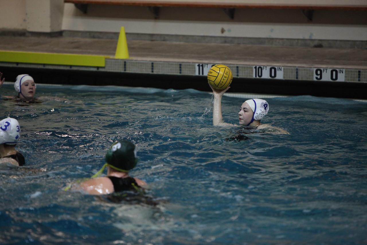 2015 Girls Water Polo - Tahoma vs Auburn