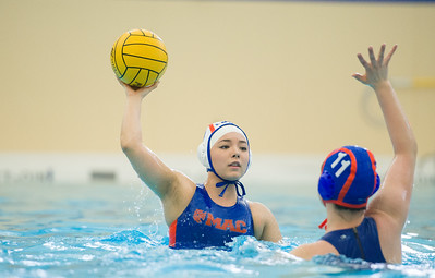2017 3 13 Macalester Water Polo Practice