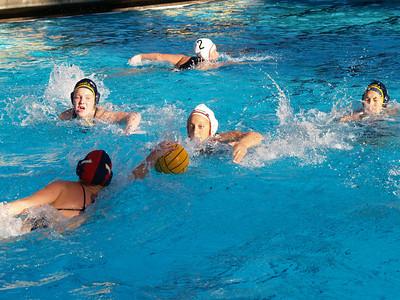 bhs girls  polo vs. menlo 2008(pal tournament)