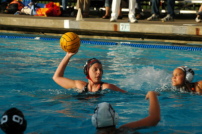 bhs girls varsity polo vs woodside 10/01/08