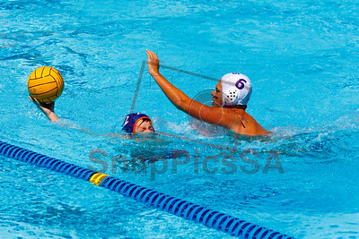 Brandeis vs Warren Water Polo Boys-8286