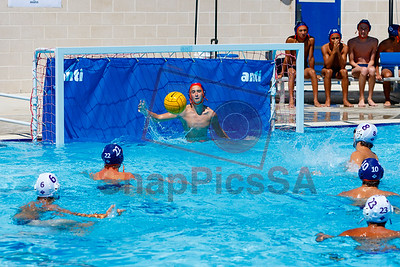 Brandeis vs Warren Water Polo Boys-8280