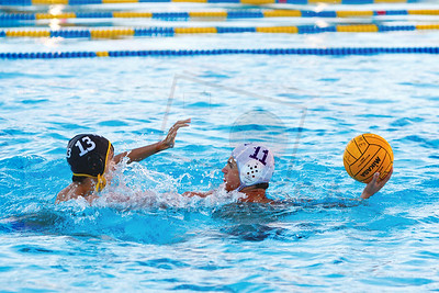 Brennan - Clark vs Warren Water Polo-7024