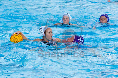 Warren vs Clark Water Polo