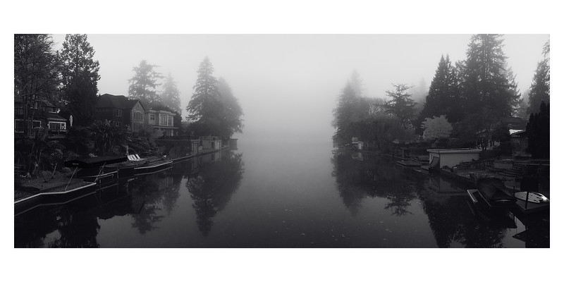 Lake Oswego Morning