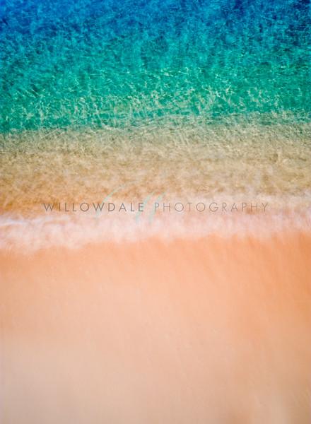Sand and Sea I