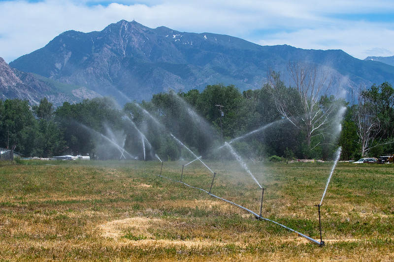 new restrictions on watering in light of the statewide drought. 1085 W Pleasant View Dr, Ogden, UT 84414, On June 9, 2021