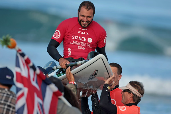 Dec.16-2018 Stance ISA World Adaptive Championship
