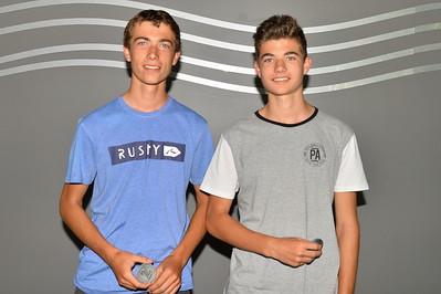Joel and Nathan Woodrow