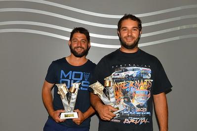 Spiro Demou and Peter Karayannis