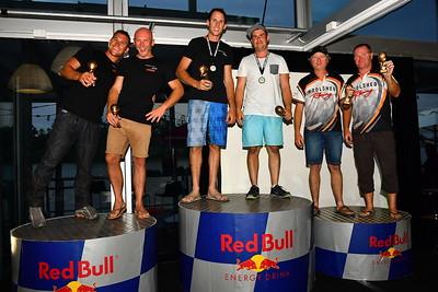 30HP Sports L to R..Adam PRICE / Trevor TELLING, Matt THUR / Shane PALAT, Cliff GLOVER / Jayd GLOVER