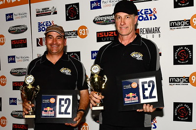 25HP Standard 2nd Place Dallas Bennett/ Richard Noak