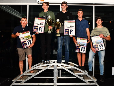 2018 15hp Standard winners 1 Cameron PRICE / Luke GORDON 2 Darran BRIGHT / Josh BRIGHT 3 Andrew SCHULZ / Joel PORTER