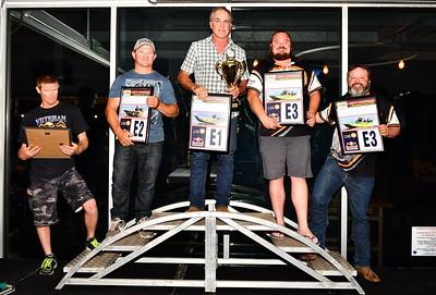 2018 25 hp Standard winners .. 1 Mark WEBBER / Tanya WEBBER 2 Jamie DIXON / Darran HARRIS 3 Dale MERRITT / Linton BOCK