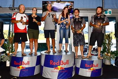 25 hp Standard : Lto R 2nd John Goodbody, Amanda Wilson, 1st Mark Webber, Tanya Webber, 3rd Wade Moroney, Alex Perry