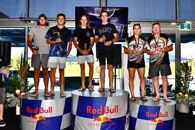 30 hp Super Standard  L to R :  2nd Jake Schmidt, Jake Weckert,  1st Shaun Jenke, Kel Morath,  3rd, Nicole Osborn,  Rhett Dempsey