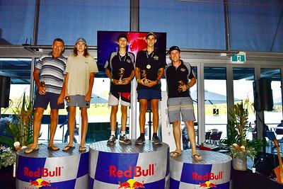 15hp Standard : L to R  2nd Regan Binder, Kym Binder, 1st Cameron Price, Luke Gordan, 3rd Jake Payne, Tim McKenzie