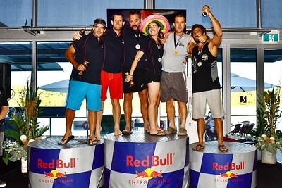300cc Modified : L to R  2nd Wayne Spencer, Dean Pasco,  1st Darren Green, Kylie Green,  3rd Matt Spencer, Richard Murray