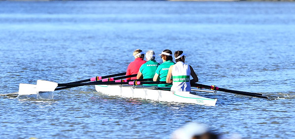 Renmarks coxless fours Heather McNaughton, Anne Auld, Claire Smith and Karen Trenwith