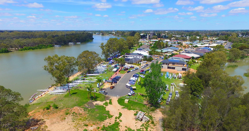 2017 Renmark Rowing Regatta