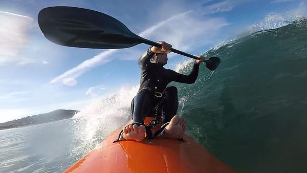 San Diego Waveski