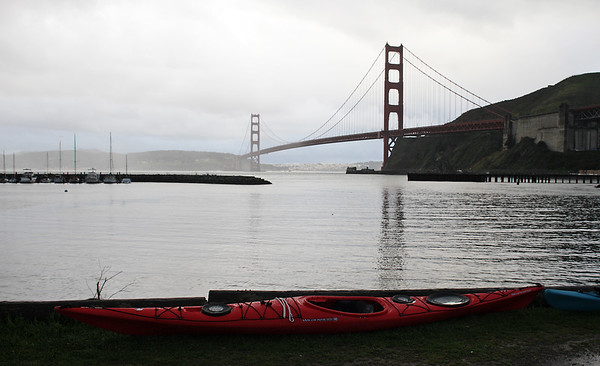 2011 Golden Gate Sea Kayak Symposium (GGSKS) - SATURDAY 02/19/11
