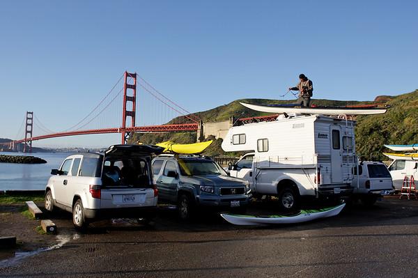 2011 Golden Gate Sea Kayak Symposium (GGSKS) - SUNDAY 02/20/11