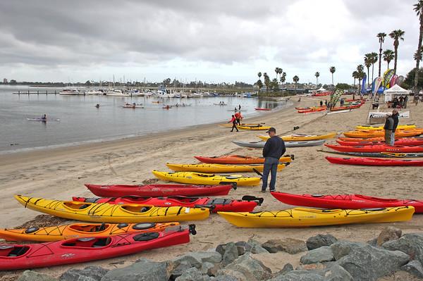 2011 SouthWest Kayak Symposium (San Diego)