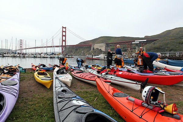 2012 Golden Gate Sea Kayak Symposium (GGSKS) - Saturday