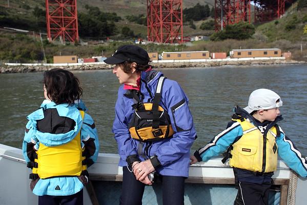 2012 Golden Gate Sea Kayak Symposium (GGSKS) - Sunday