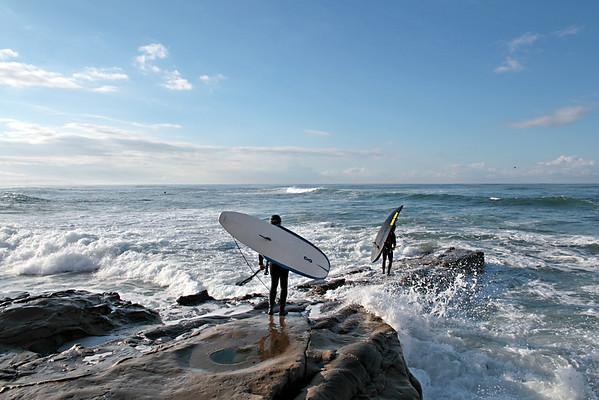 12/30/12 Surf at La Canada