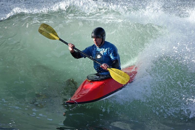 2009 Santa Cruz Kayak Surf Festival - Sunday