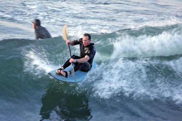 2010 Santa Cruz Kayak Surf Festival - Saturday
