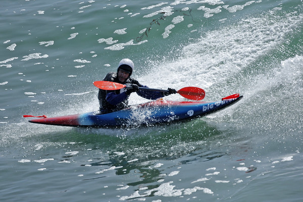 2010 Santa Cruz Kayak Surf Festival - Sunday PM
