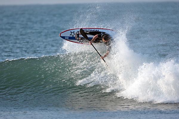 2014 Ventura Paddle Surfing C-Street 10/09/14 - Pre session