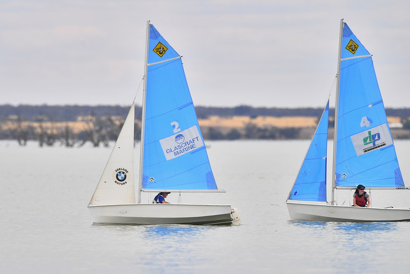 Come and Try Day at Lake Bonney Yacht Club
