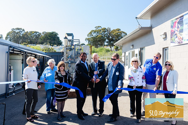 Central Coast Blue ~ Ribbon Cutting